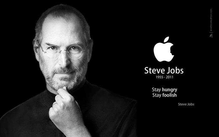 20 câu nói truyền cảm hứng của Steve Jobs