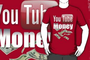 kiếm tiền từ youtube