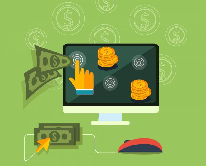 kiếm tiền online bằng cách xem quảng cáo