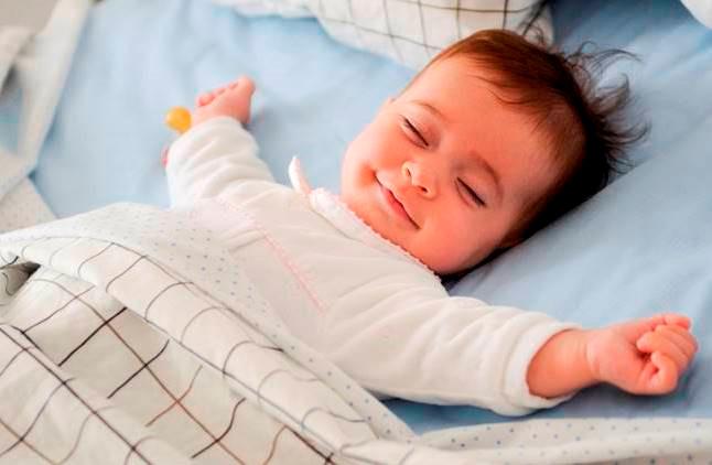 đảm bảo giấc ngủ cho trẻ