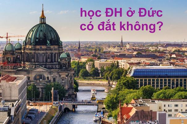 Chi phí du học Đức 2019