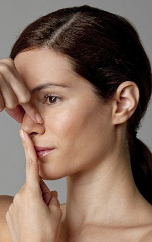 Massage mũi