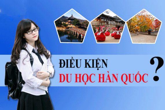 Đi du học Hàn Quốc có khó không?