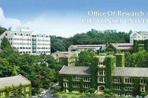 Học bổng trường đại học Yonsei