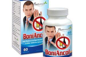 BoniAncol – sản phẩm giúp bỏ rượu hiệu quả