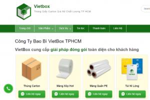 Top 10 địa điểm bán thùng carton, hộp giấy giá rẻ tại TPHCM