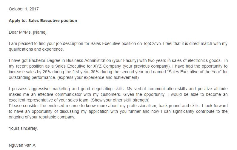 cách viết email cho doanh nghiệp