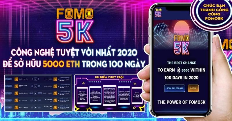 fomo5k là gì