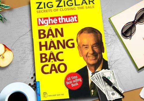 sách nghệ thuật bán hàng