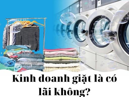 Kinh doanh giặt là có lãi không